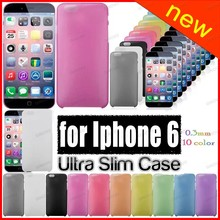 for iphone 6 case PU leather wallet case soft s line TPU Silicone ultra slim case