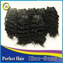 Shedding free unprocessed deep waveindian hair tiara