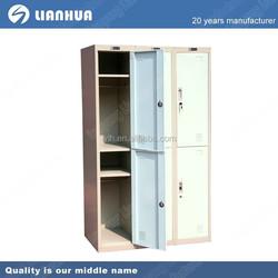 Home clothes locker Safe 6 door digital locker lock