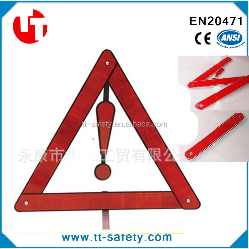 Red Road Traffic Signs And Symbols Reflection Triangle Buy