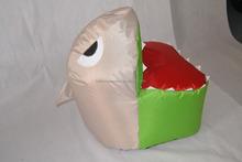 shark beanbag chair sofa furniture animal shape chair