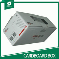 RECYCLED MATERIAL FOLDABLE CARDBOARD BOX HOT USE IN ELECTRONIC INDUSTRY