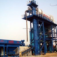 RLB60 Asphalt concrete hot mix plant