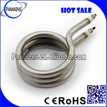 Tubular Heater various shape stainless steel electrical water heater