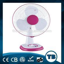 """16 """" pulgadas ventilador del escritorio o mesa ventilador"""