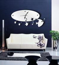 Bedroom acrylic mirror ornaments/acrylic wall art mirrors decorative cheap