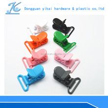 Colorful hotsale Plastic Alligator Clip,Plastic New Suspender Clip,plastic garment clips