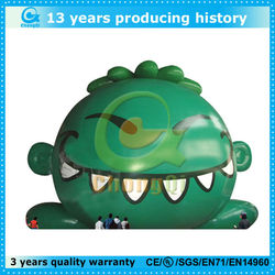giant inflatable monsters