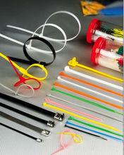 Wenzhou Invista Nylon66 Cable Ties,Plastic Wire Wraps