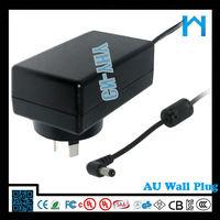 power ac adapter 9V 2A quality warranty ac dc adapter 100 volt dc power supply 18W CE UL cUL ROHS