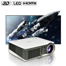 chinese video projector wifi hd projector 1080p native resolution projector led 2500 lumens