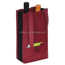 Bottom price professional yellow nonwoven bag