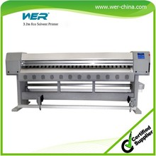 color vinyl printer plotter,dx5 print head eco solvent printer