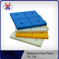 new HUAO uhmwpe dock /fender bumper board/sheet/panel with cheap price