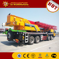 1000 ton truck cranes for sale Hot sale Sany truck crane STC500 for sale in China