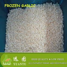 chinese iqf frozen garlic clove wholesale market