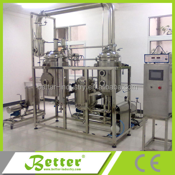 Medical Vacuum Extractor Machine ~ Better herb medical ultrasonic solvent extraction