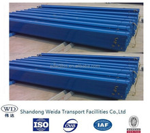 Hot Dip Galvanized Steel Beam Guard Rails used for Highway