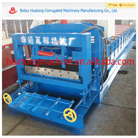 Conventional Color Steel Roof Glazed tile roll forming machine