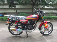 200CC CG MOTORCYCLE WITH COLORFUL MUFFLER
