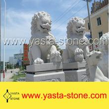 Western animal stone carving