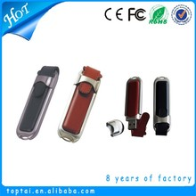 Accept paypal cheap 2~64gb OEM leather usb flash drive usb 3.0 with logo free