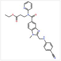 Dabigatran etexilate intermediates,CAS 211915-84-3,Ethyl N-[(2-{[(4-cyanophenyl)amino]methyl}-1-methyl-1H-benzimidazol-5-yl)carb