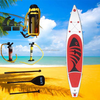 inflatable race paddle board/stand up paddle long board/custom penny boards