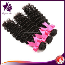 Xuchang Tianrun Factory Mongolian Virgin Hair Weave Styles Pictures Mongolian Deep Wave With Free Hair Extension Packaging