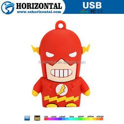 Hot ! Avengers Spiderman Batman Superheroes Usb Stick 2.0 , Bulk Cheap 1GB Superman Usb Flash Drive