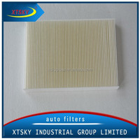 Hot sale high quality Auto engine parts cabin air filter made in china 93172299