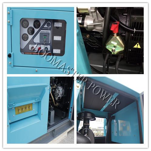 50kva Silent diesel Power Generator