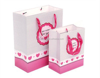Wholesale customized low price small kraft brown paper bags
