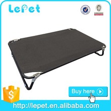 top quality pet accessory durable Orthopedic and Chew Proof elevated raised folding dog bed