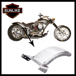 Customized Front & Rear Motorcycle Fender for Harley Davidson
