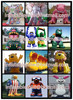Outdoor/indoor event customized cartoon/inflatable animal character hk32