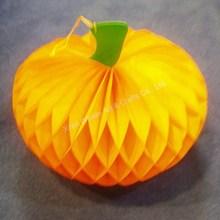 Halloween honeycomb paper crafts
