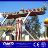 Thrilling and attractive children outdoor playground games flying carpet/ amusement equipment for sale