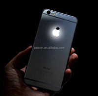 Luminescent LED Light logo Mod Kit Glowing Logo for iPhone 6Plus 5.5inch