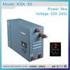 Hot sale Coasts KSA series 3-24kw 220v/380v steam generator