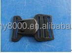 Plastic adjustable belt strap buckle(DN-11X)