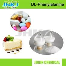 High quality DL-Phenylalanine CAS150-30-1