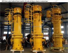 crude oil heater, oil heater industrial heating device