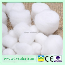 Medical Use Surgical Pink Cotton Balls