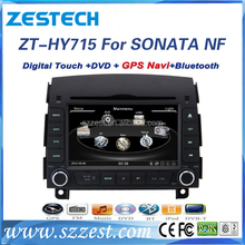 ZESTECH EXW price HD touch screen car dvd player for hyundai Sonata car gps navigation with usb, swc, BT, Autoradio with GPS