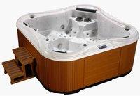 top selling air jet bathtub mixing hot sex tub pop-up speaker spa