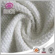 Superior Classical Acrylic-metallic lurex Hacci Knitting fabric For Comfortable Sweatshirt