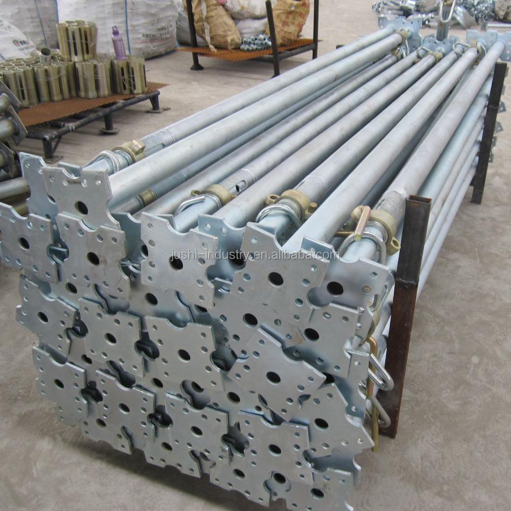 Scaffolding Steel Suppliers : Used scaffolding steel props chian supplier buy