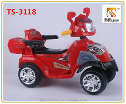 Children electric motorcycle sidecar , electric powered motorcycle