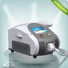 Multifunction Powerful Touch Screen Laser Tattoo Removal Q-plus